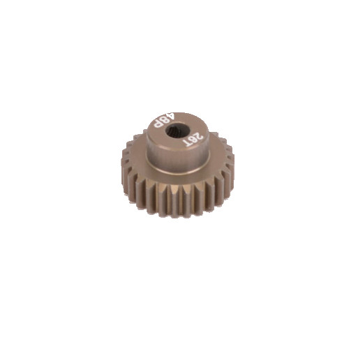 CORE-RC 26T 48DP Pinion Gear (7075 Hard)