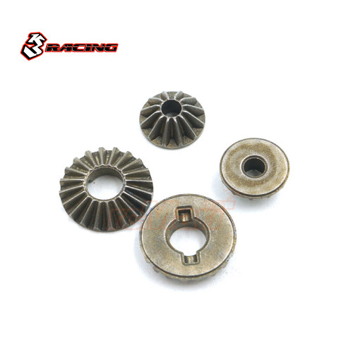 3Racing Differential Gear Set For Sakura Mini MG Tamiya M07