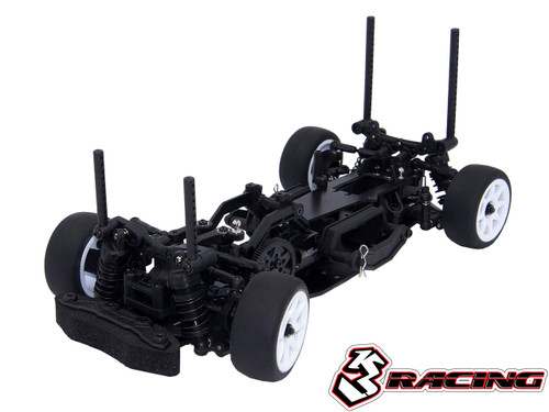 3Racing 1/10 Sakura Mini MG RC Car Kit EVO 2