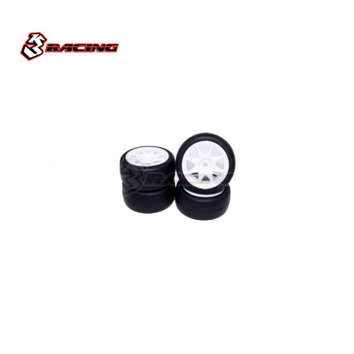 3Racing Sakura Mini MG Rubber Tyre Set
