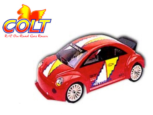 Colt New VW Beetle with Decal M-Chassis Body