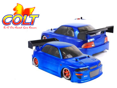Colt Subaru Impreza M-Chassis Body with Decal