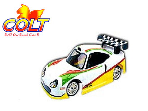Colt 911 GT1 M-Chassis Body with Decal