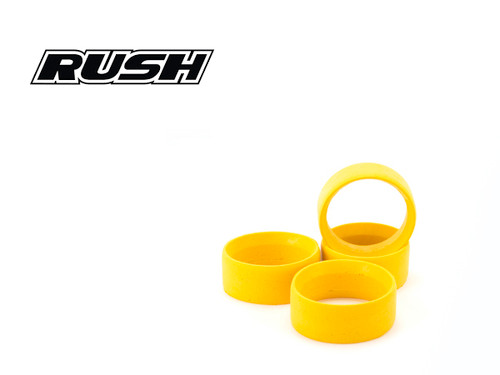 Rush Mini HG Mold Tire Inserts Soft-4pcs