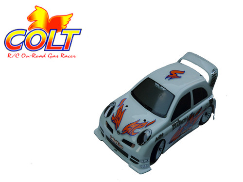 Colt March M Chassis Body with Decal