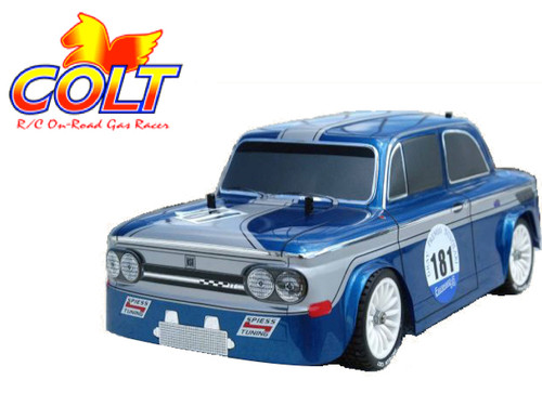 Colt NSU TT M Chassis Body with Decal