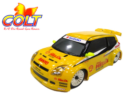 Colt Suzuki Swift M Chassis Body with Decal
