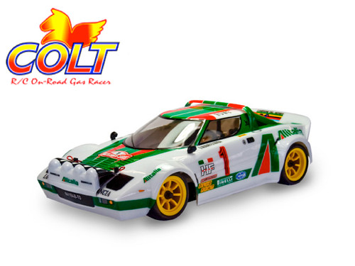 Colt Lancia M Chassis Body with Decal