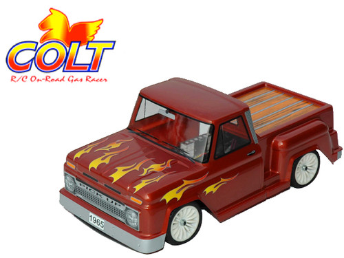 Colt Chevy Pick Up M Chassis Body with Decal