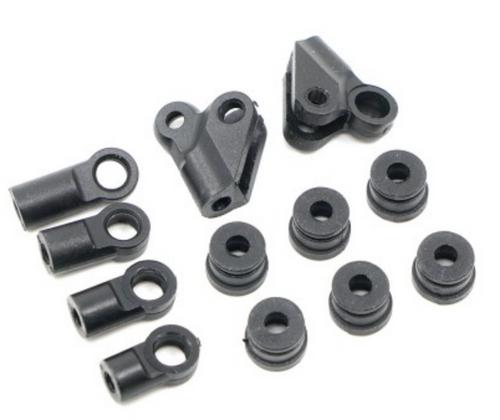 Xpress K1 4.8mm Ball End & Suspension Parts
