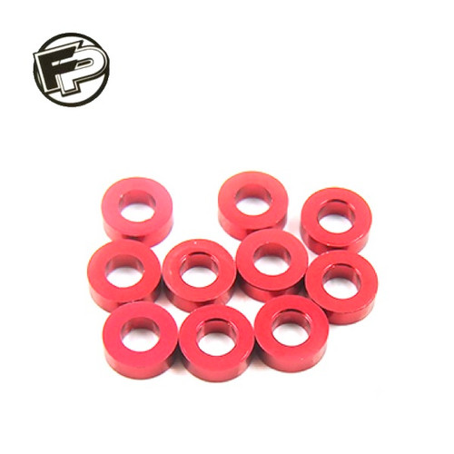 Factory Pro 2mm Red Shim/Washer (10 pcs)