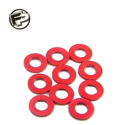 Factory Pro 1mm Red Shim/Washer (10 pcs)