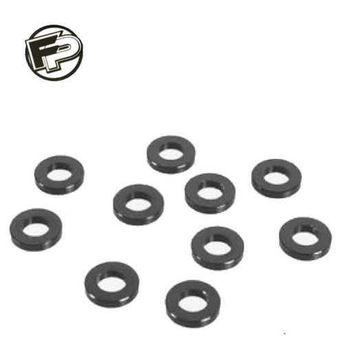 Factory Pro 1mm Black Shim/Washer (10 pcs)