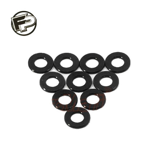 Factory Pro 0.5mm Black Shim/Washer (10 pcs)