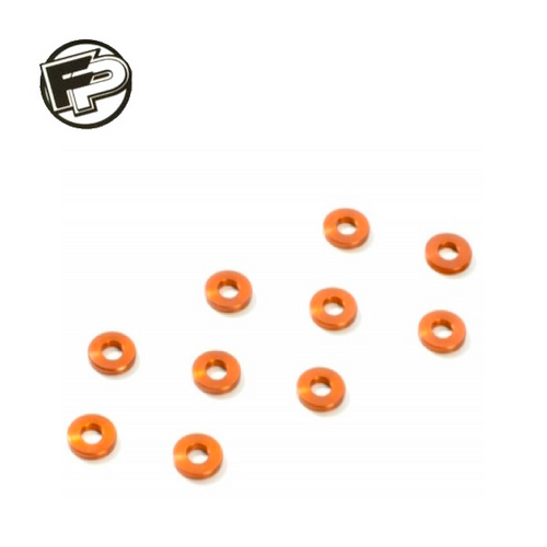 Factory Pro 1mm Orange Gold Shim/Washer (10 pcs)