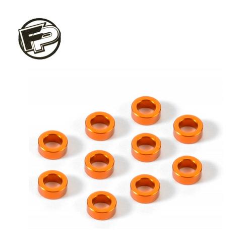 Factory Pro 2mm Orange Gold Shim/Washer (10 pcs)