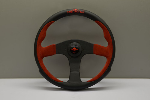 Personal Pole Position 350mm Leather & Suede - 6521.35.2011