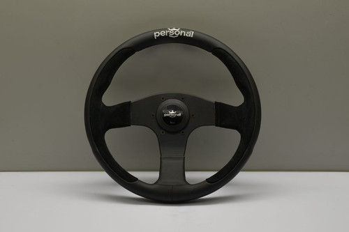 Personal Pole Position 350mm Leather & Suede -6521.33.2091