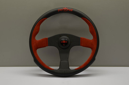Personal Pole Position 330mm Leather & Suede - 6521.33.2011