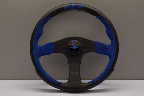 Personal Pole Position 330mm Leather & Suede - 6521.33.2003
