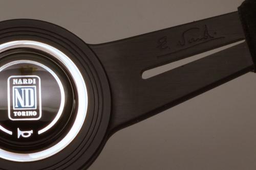 Nardi ND Classic 360mm Suede - 6061.36.2081