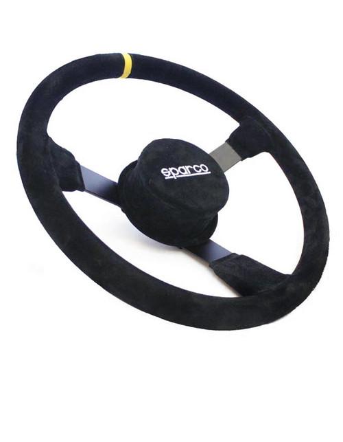 Sparco NASCAR 380mm Suede- 015R3801CSN ( 015R3801CSN)
