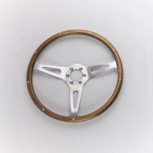 Moto-Lita AC Cobra - 6 Bolt Classic Replacement Steering Wheel