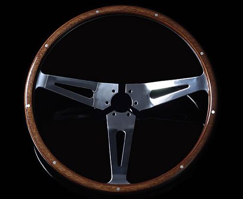 Moto-Lita AC Cobra - OEM Split Centre Classic Replacement Steering Wheel