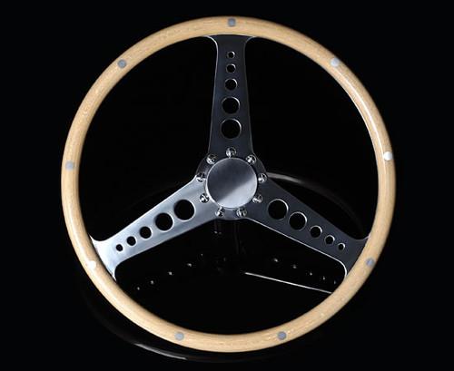 Moto-Lita Jaguar D-Type OEM Classic Replacement Steering Wheel
