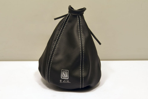Nardi Leather Gaiter Black (3600.01.0000)