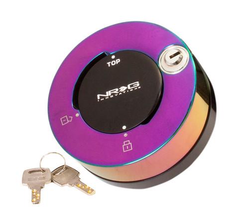 NRG Quick lock system