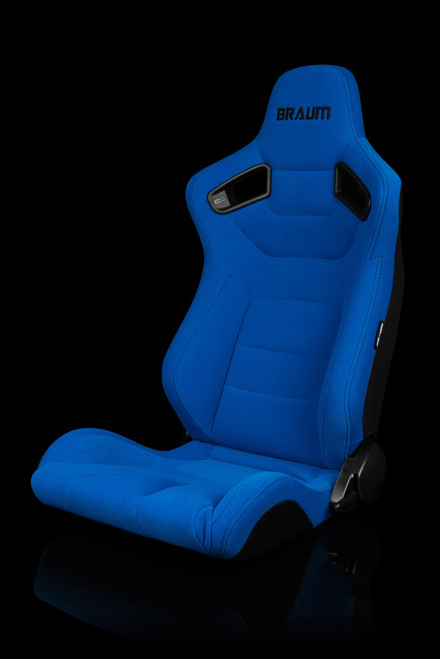 Braum Elite Series Suede Racing Seats - Driver and Passenger