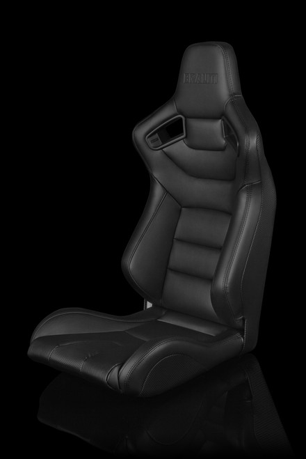 Braum Elite Series Fixed Back Racing Seat