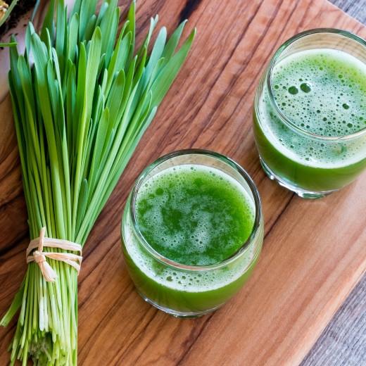 5 Amazing Benefits of Wheatgrass