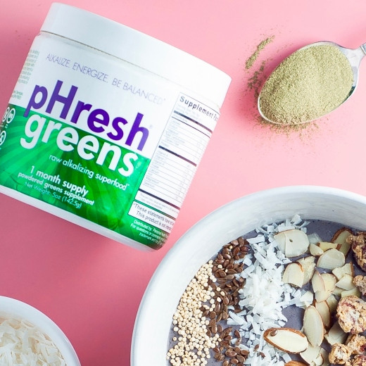 Does pHresh Greens Contain Sugar or Other Sweeteners?