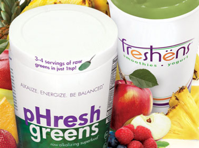 Freshens Introduces the Oh Kale™ Smoothie!