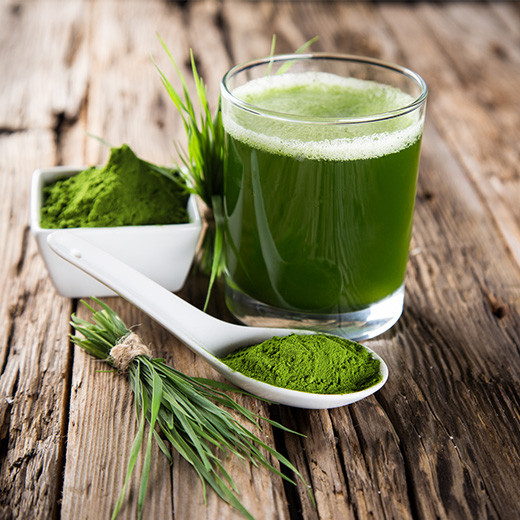 Alkalizing Benefits of Green Powders