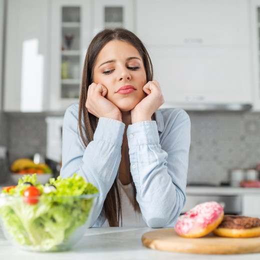 How Your Food Choices May Be Causing You Stress