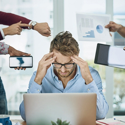 Stressed? This is How it Affects Your Life