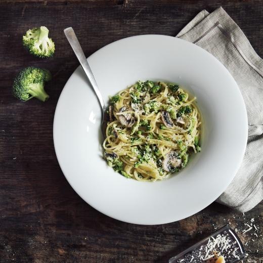 pHresh Spaghetti Aglio e Olio