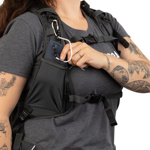 Sangles d'épaule - Femme Tech - Noir