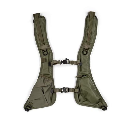 Sangles d'épaule - Femme Tech - Vert armée