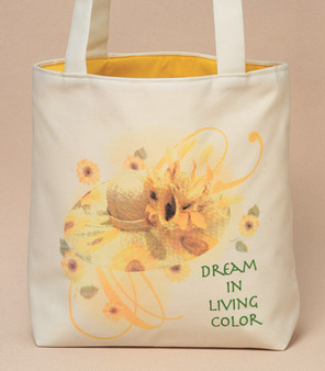 Sunflower Tote Bag (Large) - Harriet Rosebud