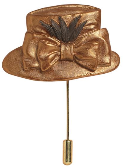 Different Kind of Hat Pin - Harriet Rosebud