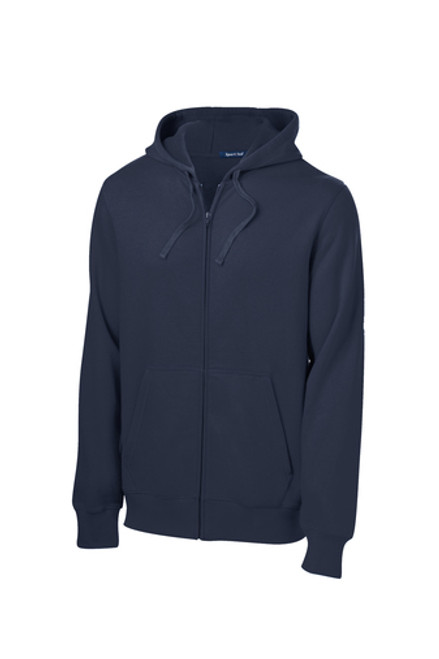 Sport-Tek® Full-Zip Hooded Sweatshirt