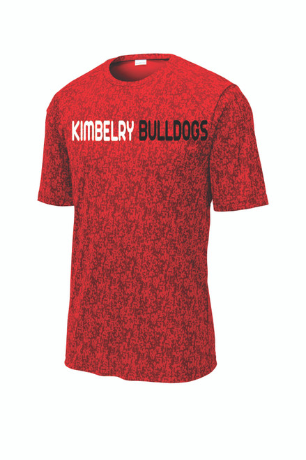 Kimberly Bulldog Fan T-shirt