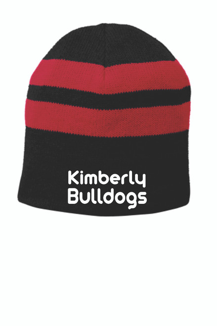 Kimberly Bulldogs Beanie