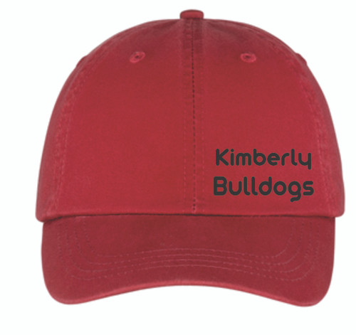 Kimberly Bulldogs Hat