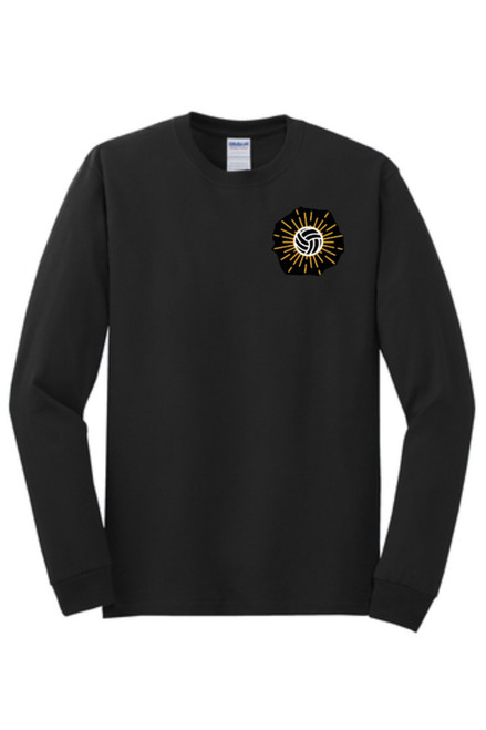 Volleyball Logo Long Sleeve 2021