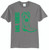 Rail Riders Tee- Grey w/ Green